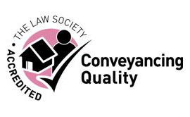 Law Society - conveyancing quality scheme accredited