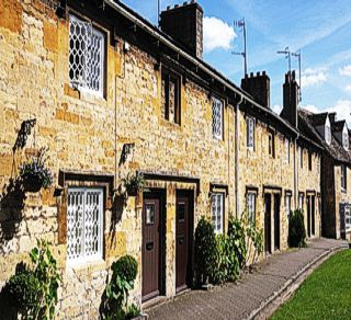 Old Cottages Chipping Campden