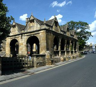 The Old Market Hall Chipping Campden